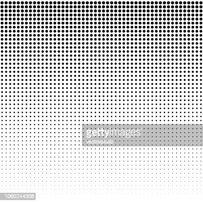 Dots Background. Vintage Modern Pattern. Grunge Abstract Backdrop. Pop-art Texture. Vector illustration : stock vector