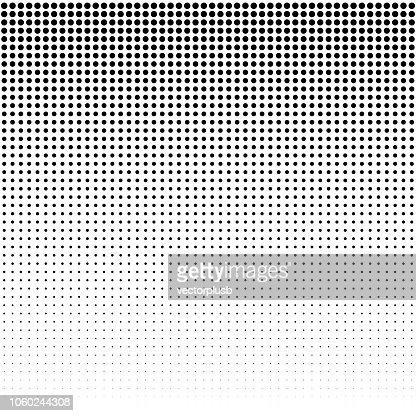 Dots Background. Vintage Modern Pattern. Grunge Abstract Backdrop. Pop-art Texture. Vector illustration : arte vetorial
