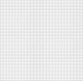 dotted grid on white background. seamless pattern with dots. dot grid graph paper. white abstract background with seamless dark dots design for your web site design, notes, banners, print, books.