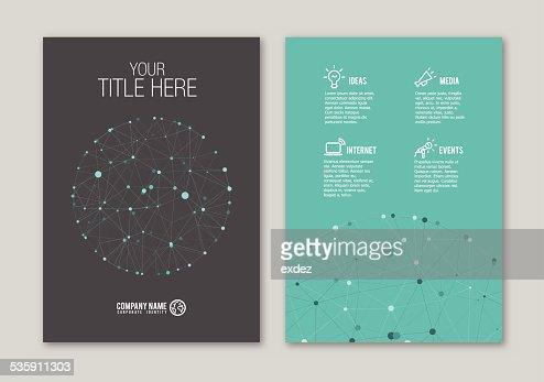 Portfolio di design maculato : Arte vettoriale