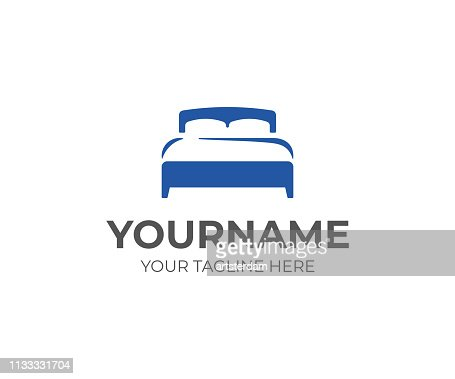 Double Bed With Pillow And Duvet Design Bedroom Furniture And