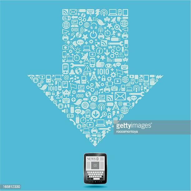 Downloading data