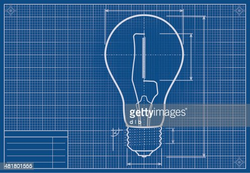 blueprint stock illustration getty images
