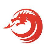Dragon, Animal, Head, Wildlife