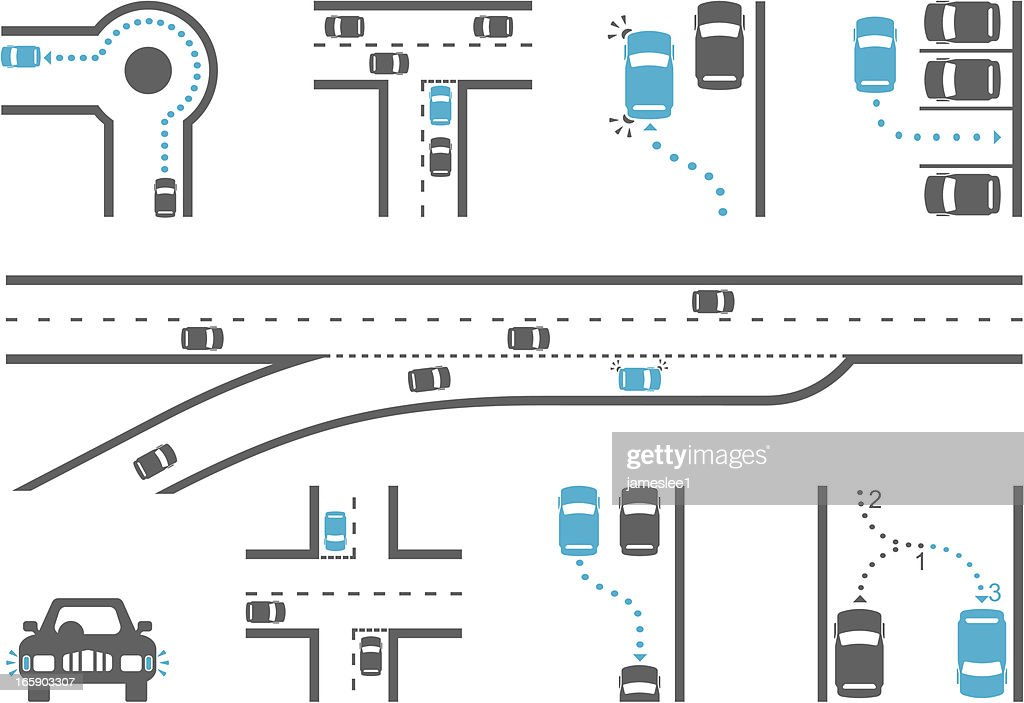 driving school diagram icons vector id165903307?s=170667a 学校のアイコンの図 ベクトルアート getty images driving diagrams at n-0.co