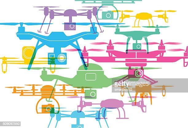 Drones - (close-crop)