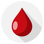 drop of blood Icon