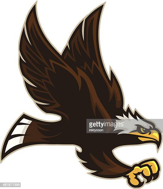 Eagle  Mascot Flight