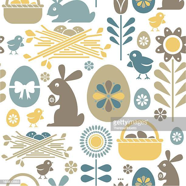 Easter Repeat Pattern