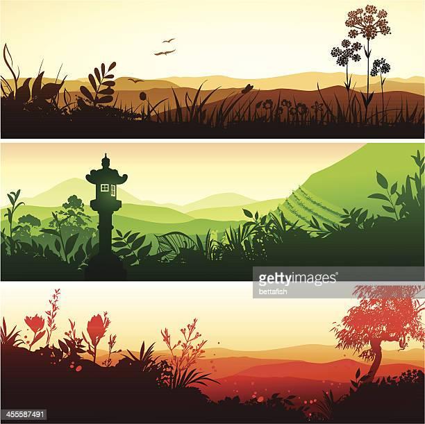Eastern landscapes