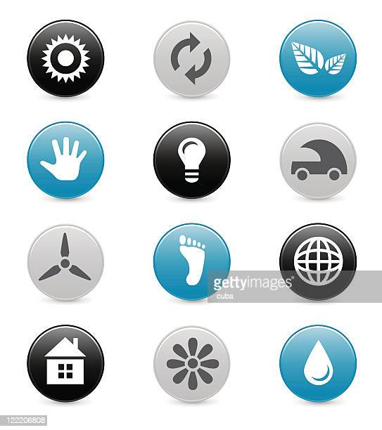 Eco icons | Smoothly series