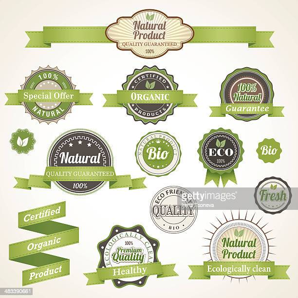 Eco Labels and Badges