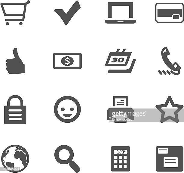 E-Commerce Symbols