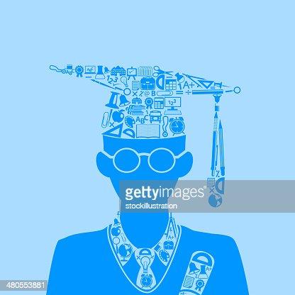 Education Concept : Vector Art