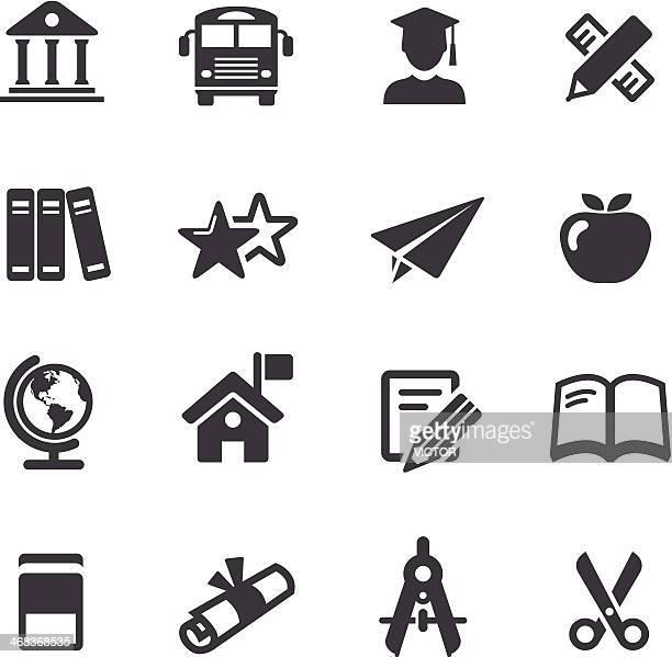 Bildung-Symbol-Acme Series