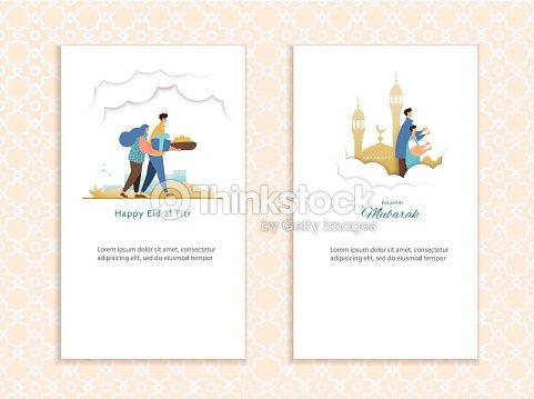Eid Al Fitr Template Flyer