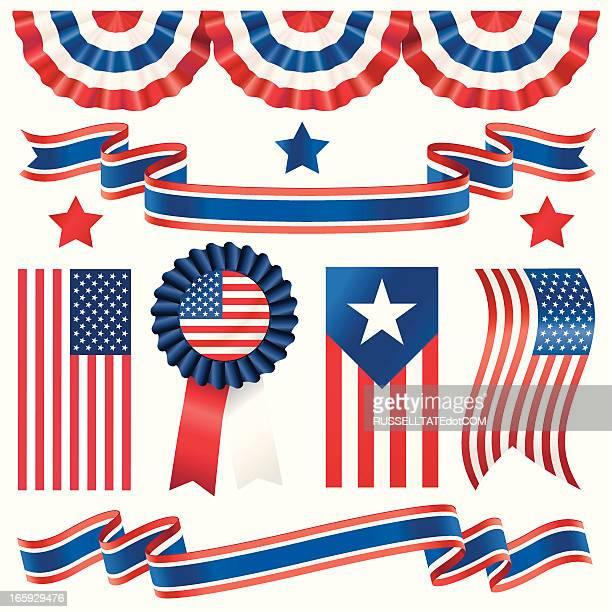 USA elezione Banner