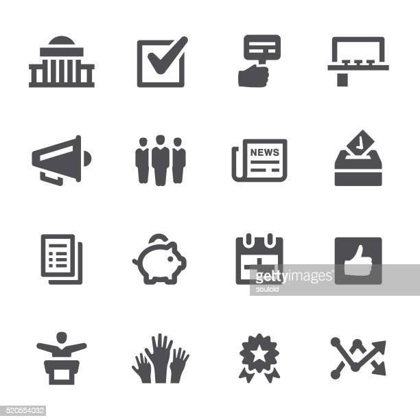 Elezioni icone
