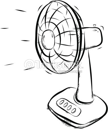 electric fan coloring pages - photo #36