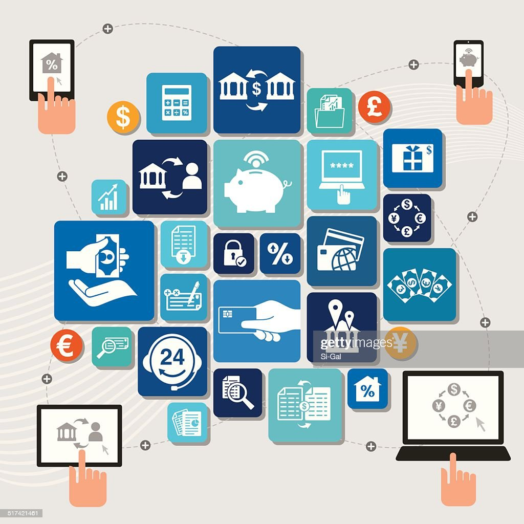 electronic banking So meistert ihr unternehmen auch größte zahlungsvolumina spielend mit weltweitem zugriff per internet.