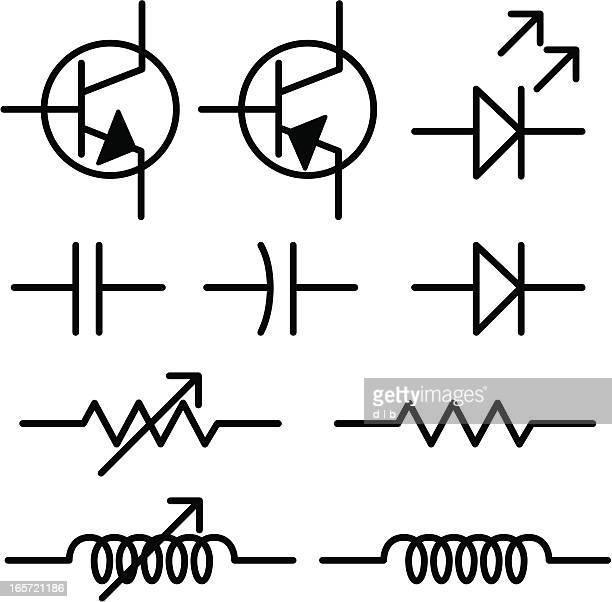 resistor stock illustrations and cartoons