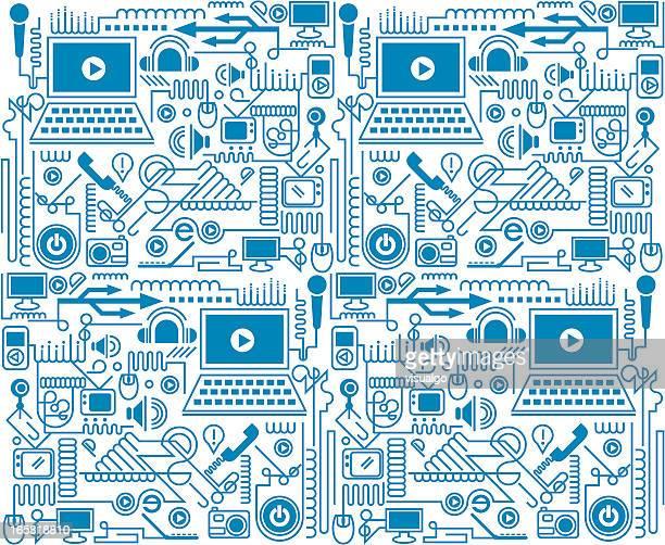 Productos electrónicos textura