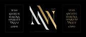 Elegant alphabet letters font set. Classic Gold Lettering Typography Fonts regular uppercase and number. vector illustration