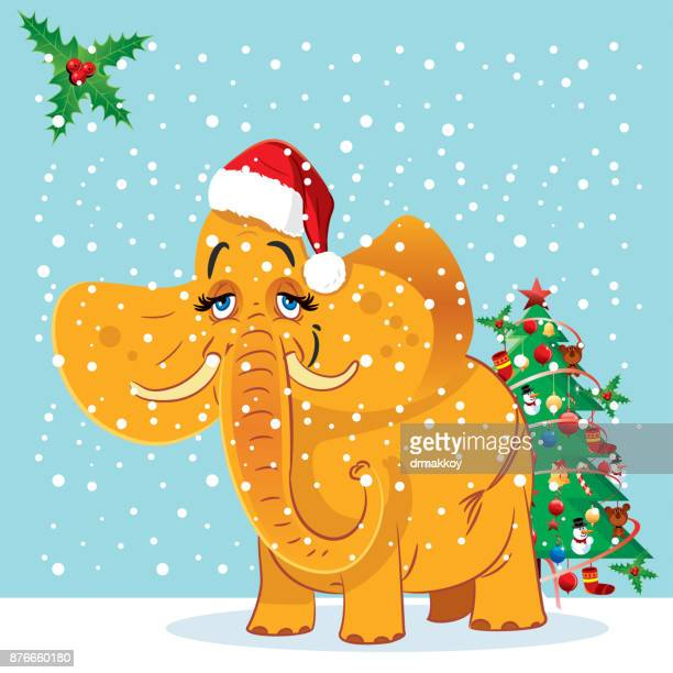 Elephand and Winter