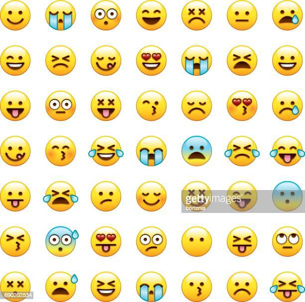 Emoji Icon Set