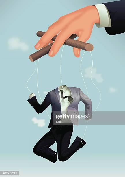 employee marionette