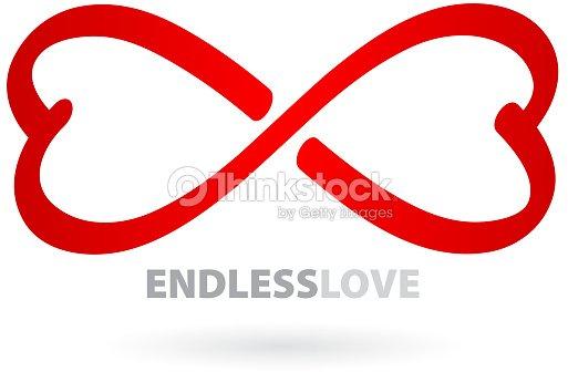 Endless Love Infinity Symbol Vector Art Thinkstock