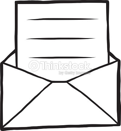 Envelope Vector Art