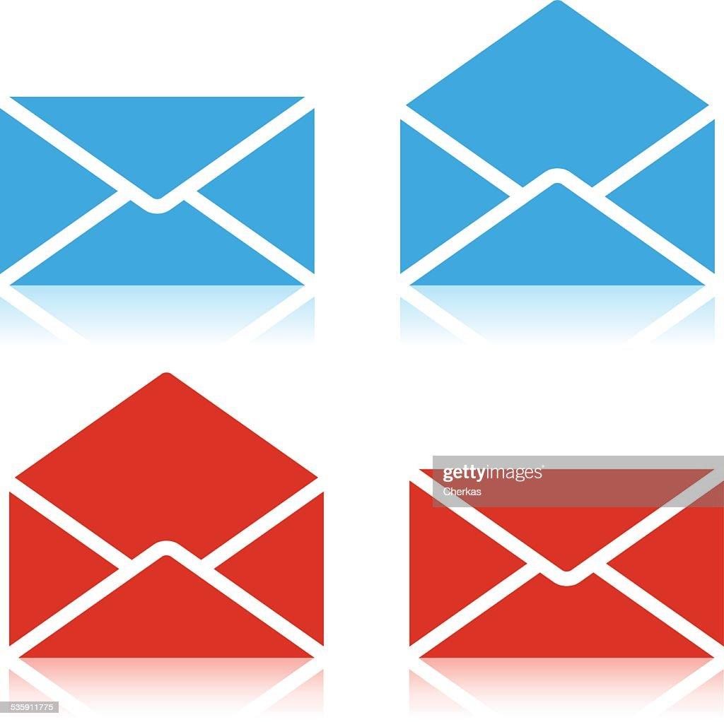 Envelope : Vector Art