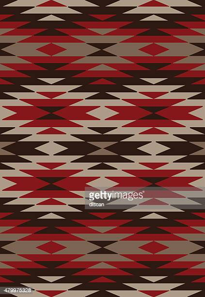 Ethnischen Hintergrund-amerikanischen Stil