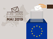 illustration of 2019 European elections