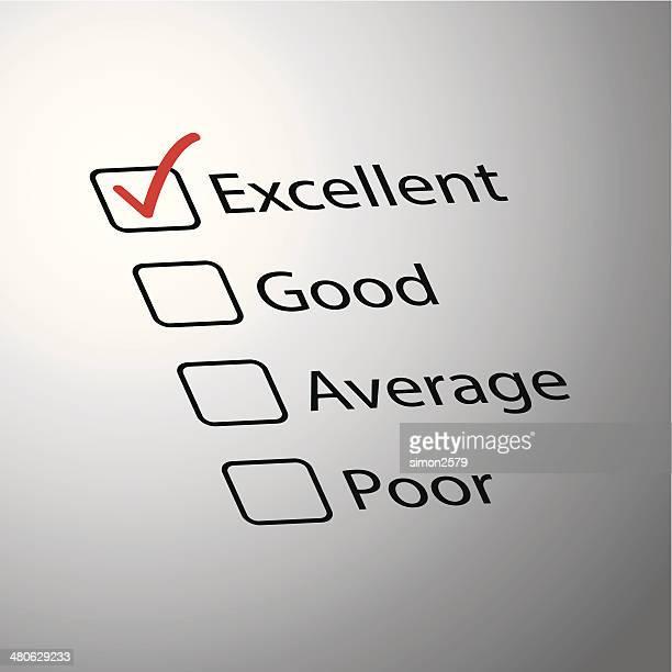 Formulaire d'évaluation