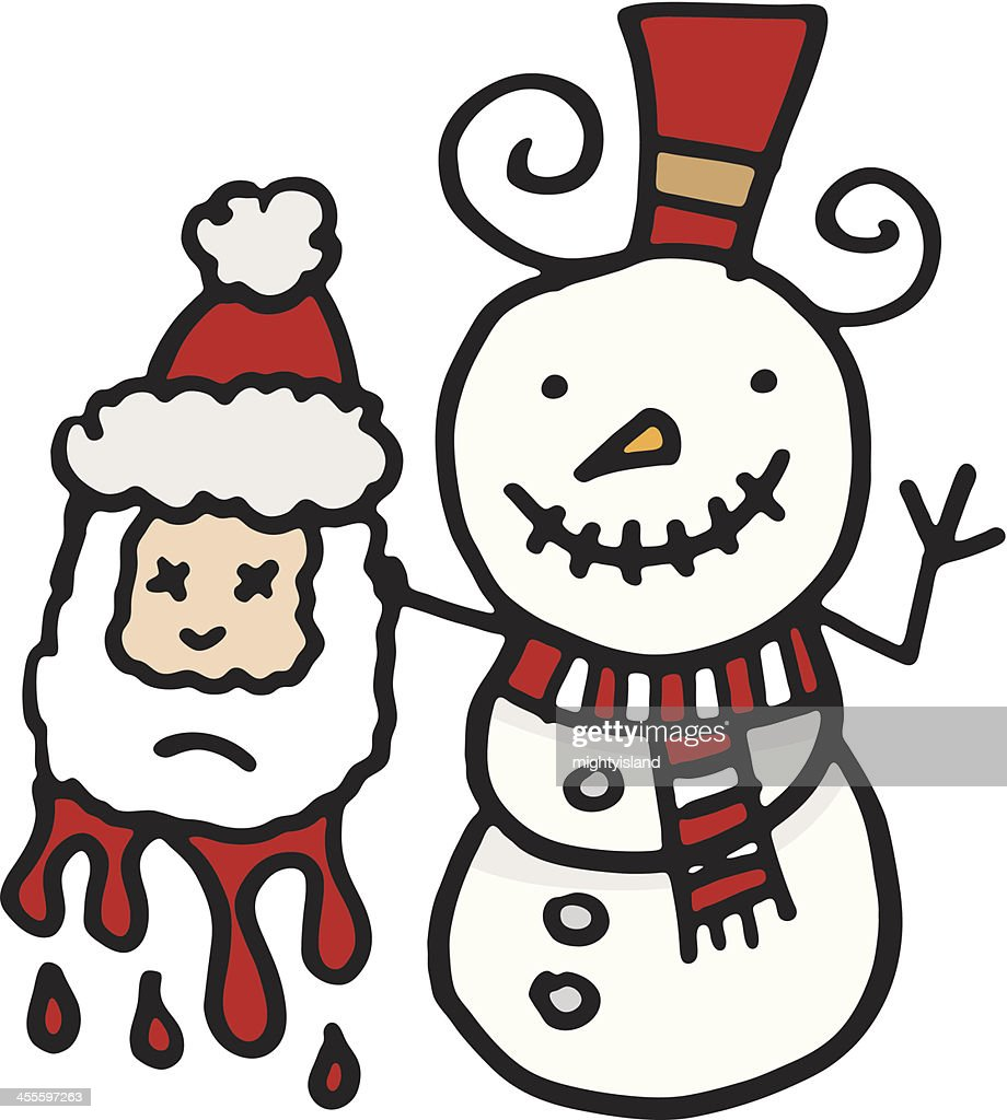 Evil Christmas Stock Photos, Royalty-Free Images &amp- Vectors ...