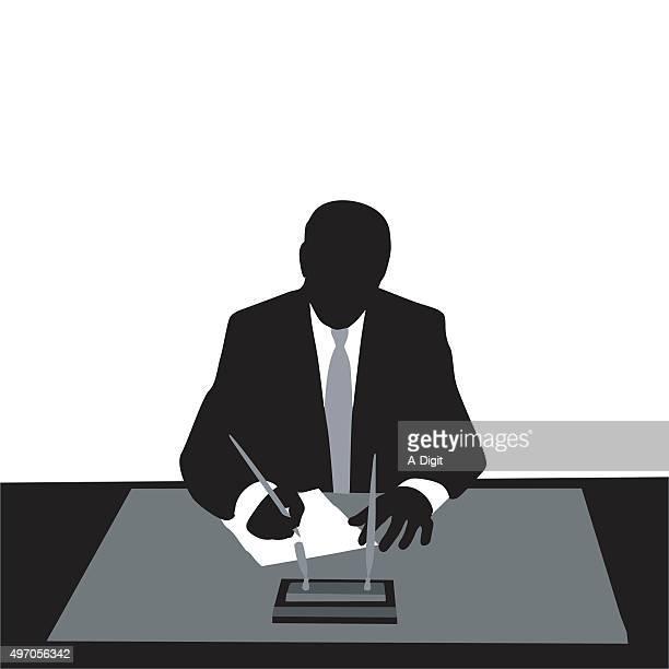 Executive Signature