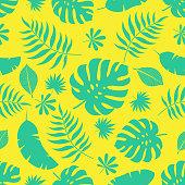 Floral modern pattern for textile, manufacturing etc. Vector illustration