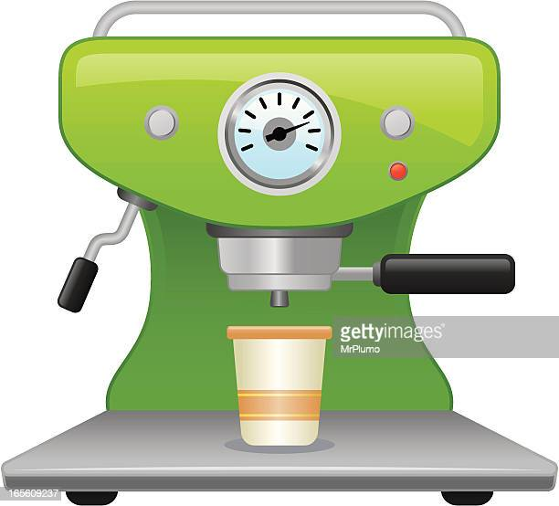 Coffee Maker Stock Illustrations And Cartoons Getty Images