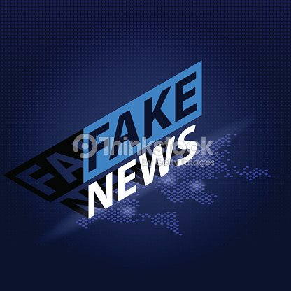 Fake news headline in blue dotted world map background isometric fake news headline in blue dotted world map background isometric vector illustration vector art gumiabroncs Images
