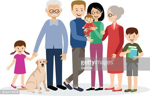 Familie  : Vektorgrafik