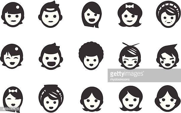 Female User Icons