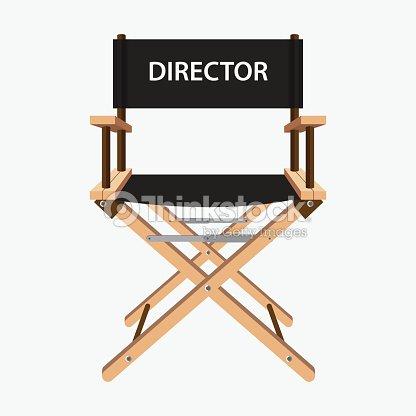 Chaise De Réalisateur De Film Chaise De Réalisateur De Film En Bois ...