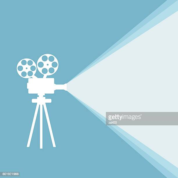 - Filmprojektor