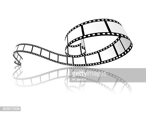 Film strip vector illustration : stock vector