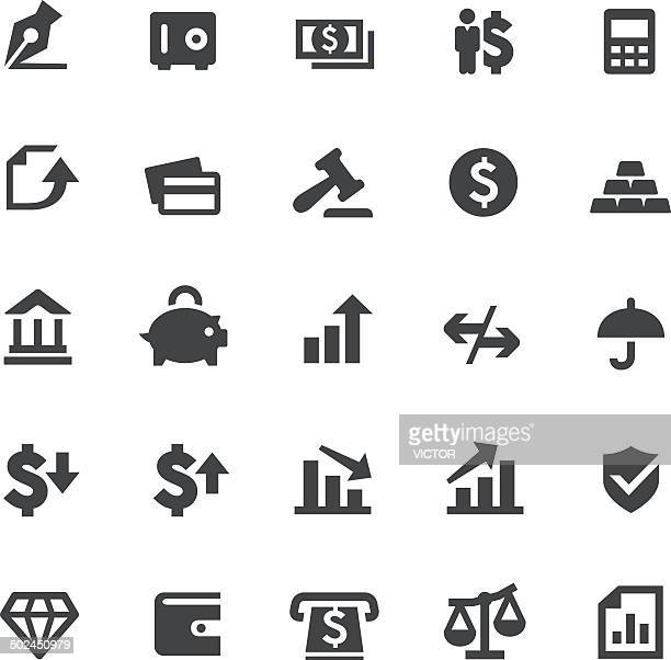 Finance Icons - Smart Series