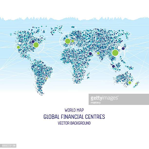 Financial centers