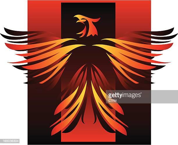 Feuer-Phoenix