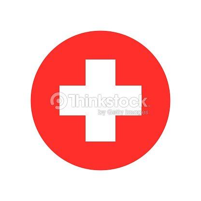 First Aid Symbol Vector Vector Art Thinkstock